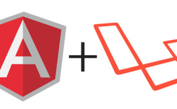 Angular 8 with laravel 6 backend working example
