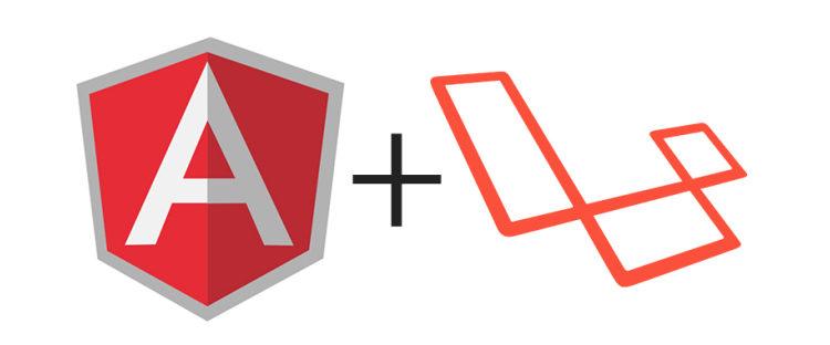 Angular Laravel Auth Login working example Part 1
