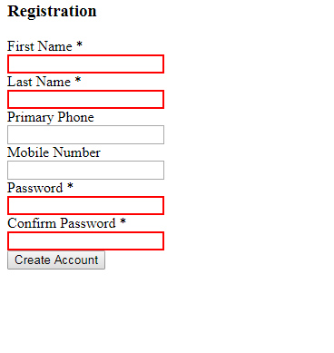 Jquery Step Form Working Example With Validations - therichpost
