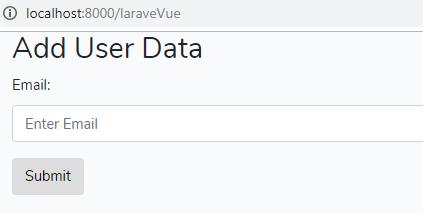 add user data
