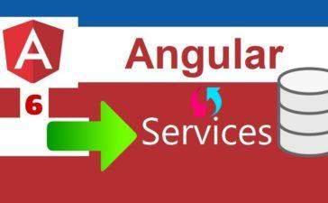 angular 6 service works