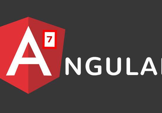 angular7