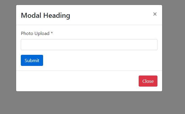 Angular Bootstrap Modal Form working example