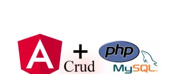 Angular 9 Php Mysql Database Crud Part 2 - Add User