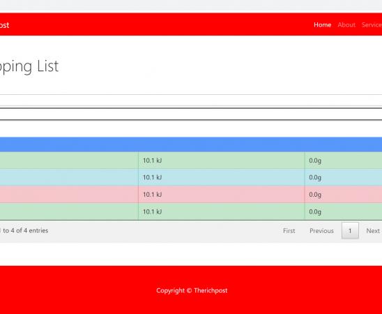 Angular 10 Select2 Populate Datatable