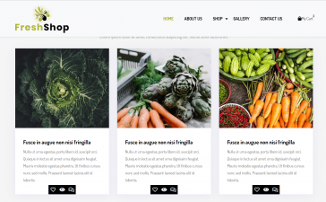 Angular 10 Fresh Shop Ecommerce Template Free