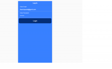 Ionic 5 Angular 10 Login Form Working Demo