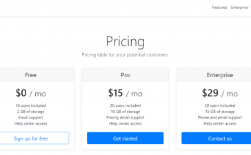 Vue Laravel 8 Building Ecommerce Pricing Page from Scratch