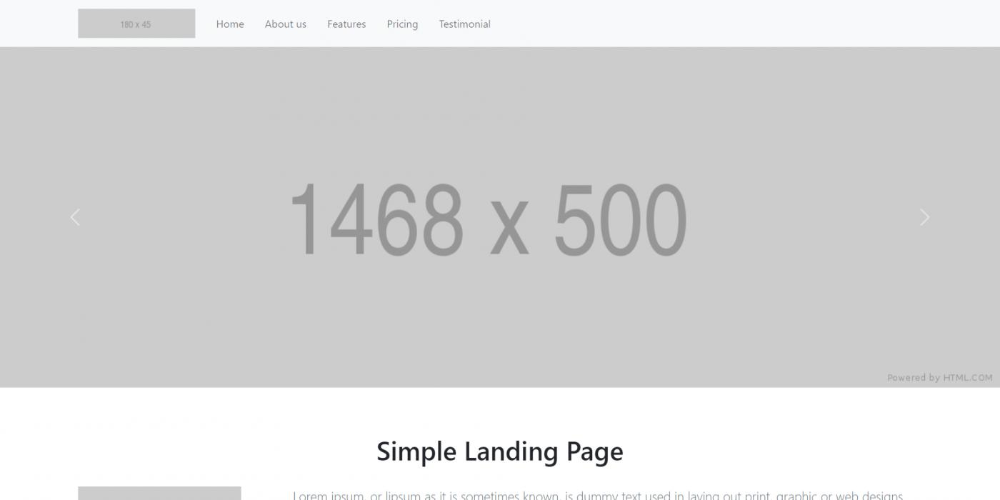 Angular 11 Bootstrap 5 Free Responsive Template