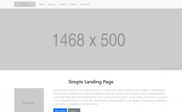 Angular 12 Bootstrap 5 Free Responsive Template