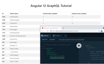 Angular 12 GraphQL Tutorial - Fetching Data
