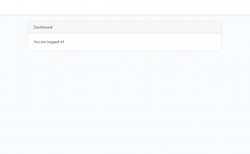 Laravel 8 AUTH Create User Login Register Pages – Part 2 Working Database