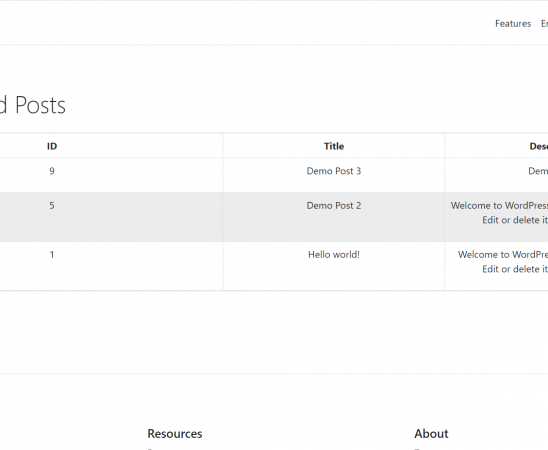 Angular 12 Getting Dynamic Data From WordPress Rest API